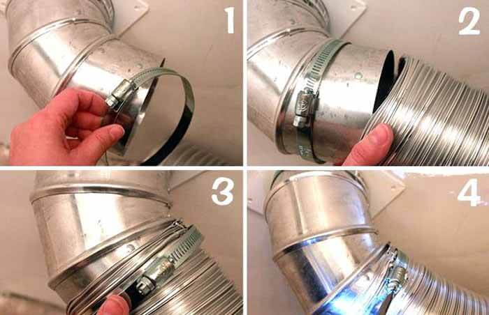 How to Install a Dryer Vents