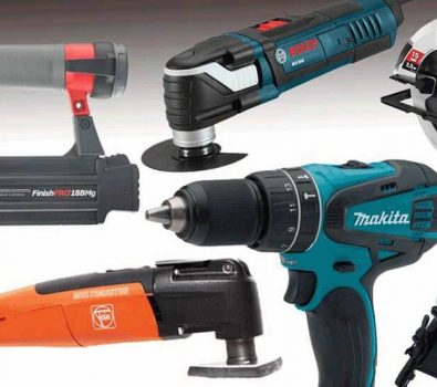 Different Types of Power Tools