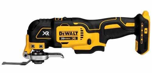 dewalt cordless oscillating tool review