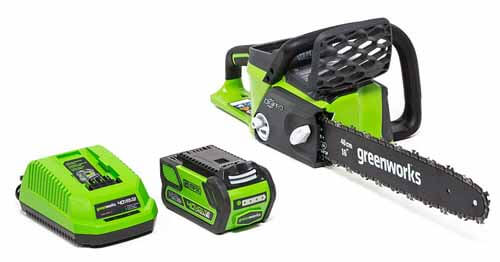Greenworks Chain saw
