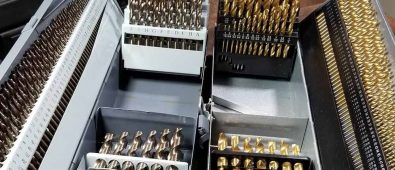 cobalt vs titanium drill bits