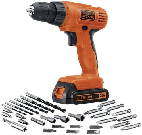 BLACK+DECKER LD120VA