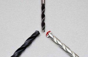Metal vs wood drill bits