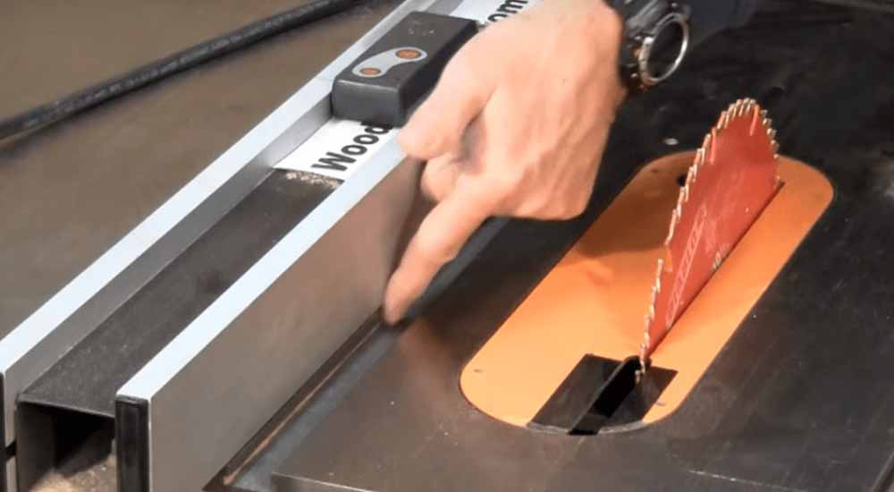 Tips to use a table saw