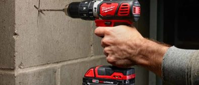 best hammer drill for concrete walls