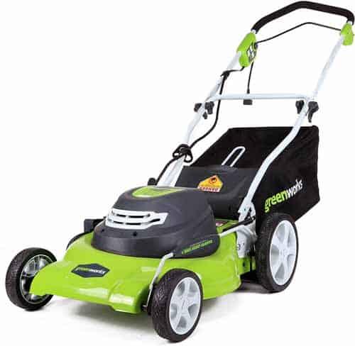 best self propelled mulching lawn mower
