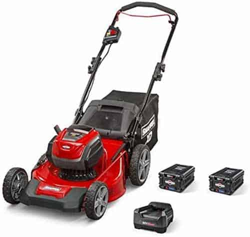 best riding lawn mower for mulching leaves