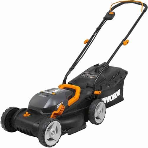 best mulcher mower